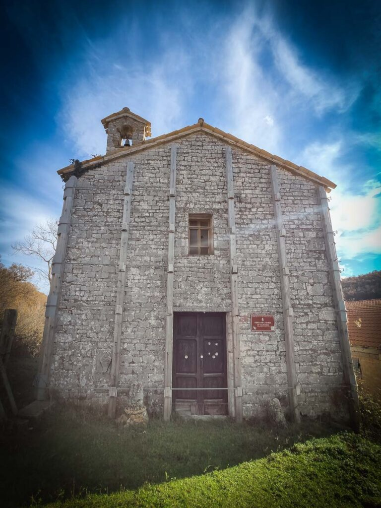 Abbazia di Santa Maria in Vallefucina
