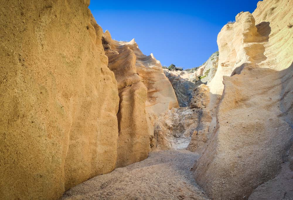 canyon lame rosse