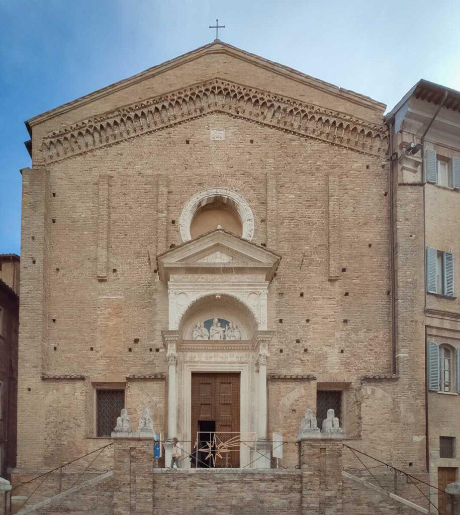 Chiesa San Domenico, Urbino