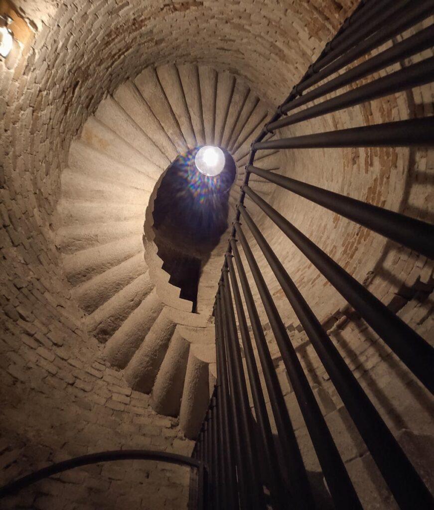 interno rocca senigallia