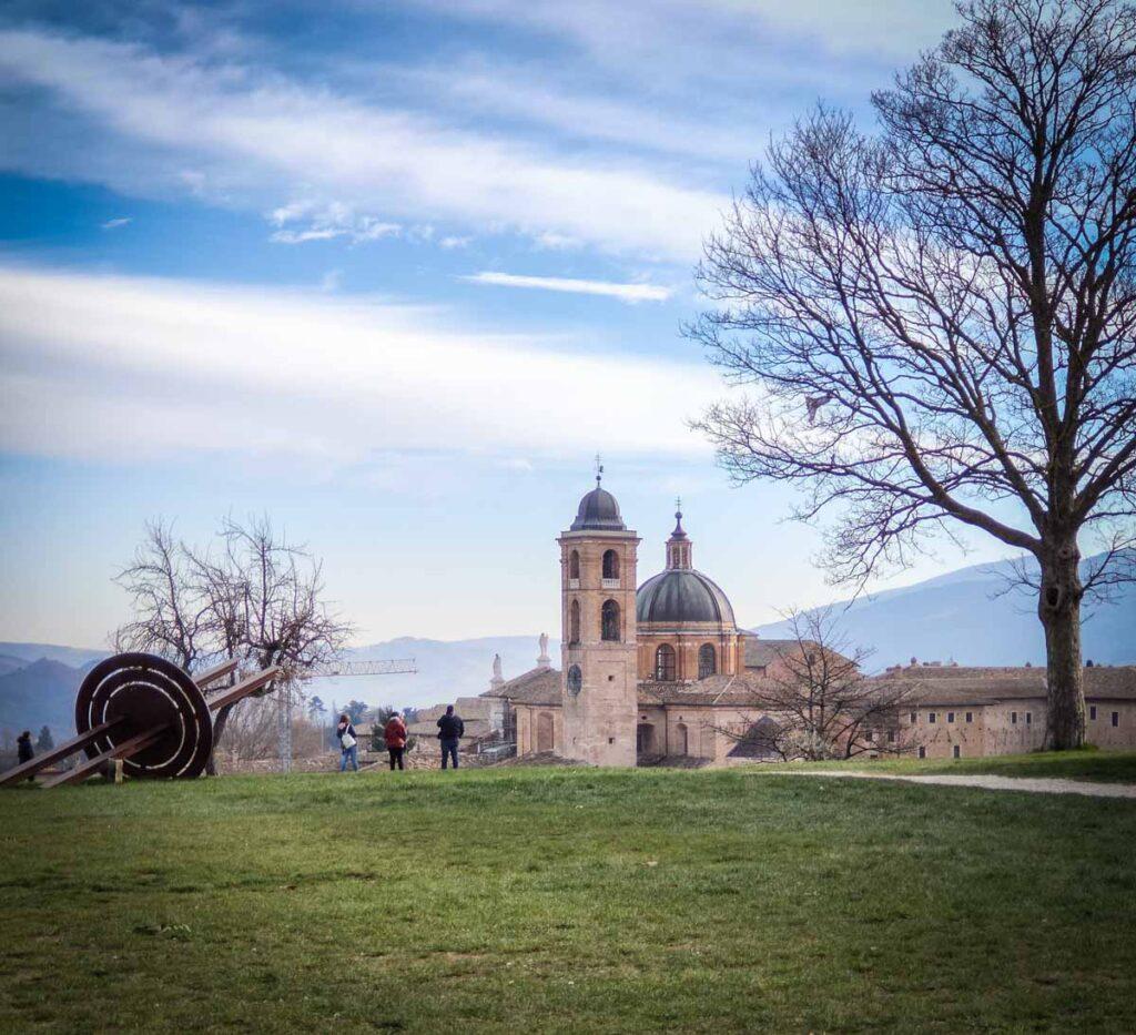 Parco della Resistenza, Urbino