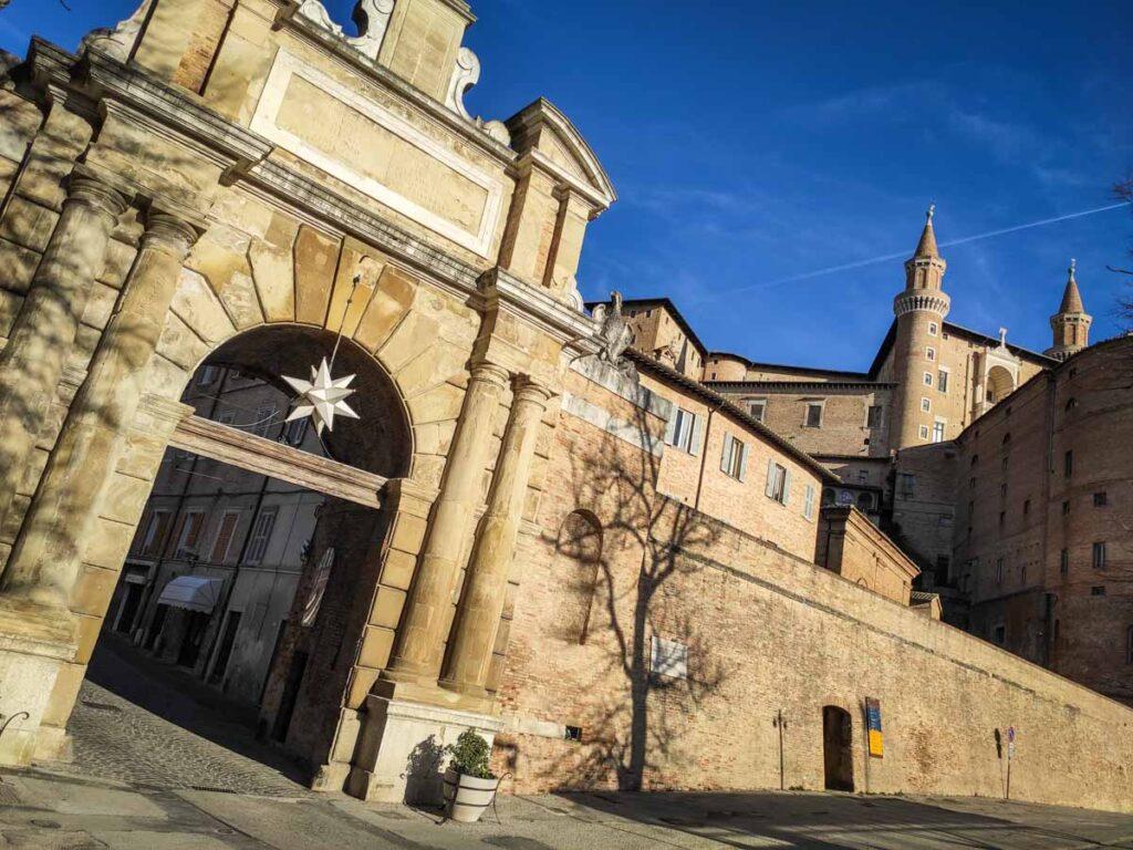 Porta Valbona Urbino