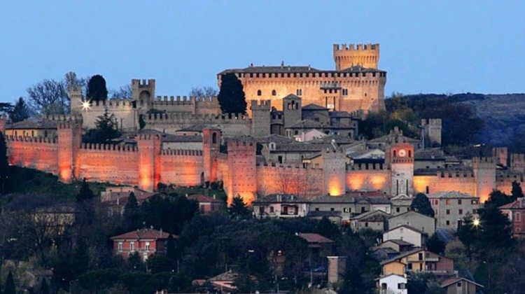 Gradara magnifico borgo medievale