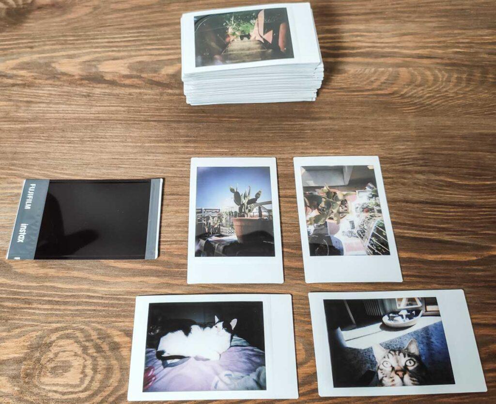 fotografie istantanee di esempio lomo instant