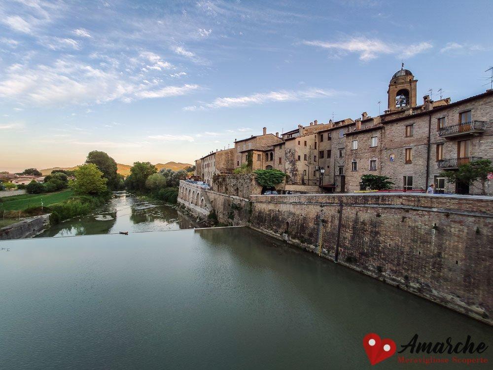 Sant Angelo in Vado centro storico