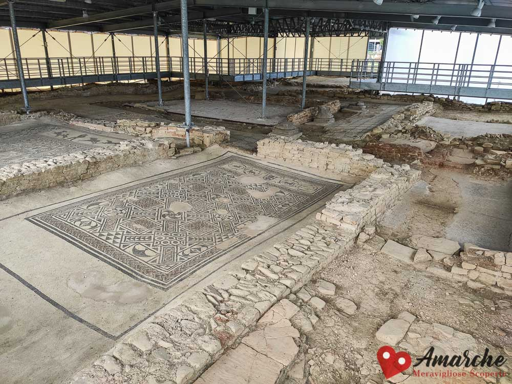 Sant Angelo in Vado area archeologica
